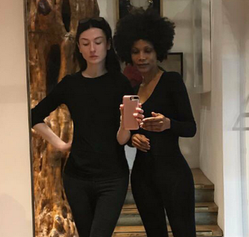 Check out the body on Funmi Iyanda (photo)