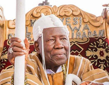 Olubadan of Ibadan?s wife dies at 71