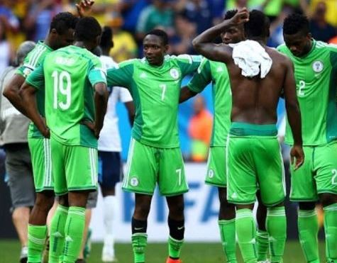 Nigeria drops to 51 in latest FIFA ranking