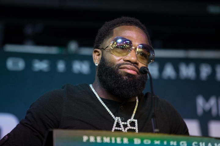 US boxer Adrien Broner generously offers extra $86 each to four of his babymamas for Christmas