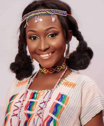 Mildred Peace Ehiguese crowned as?Miss Nigeria 2017!