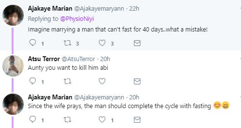 Twitter users slam man who said it