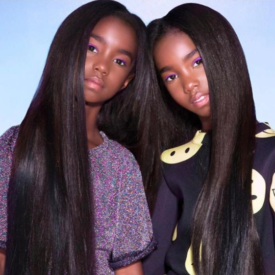 Diddy shares stunning new photo of his twin daughters as they turn 11