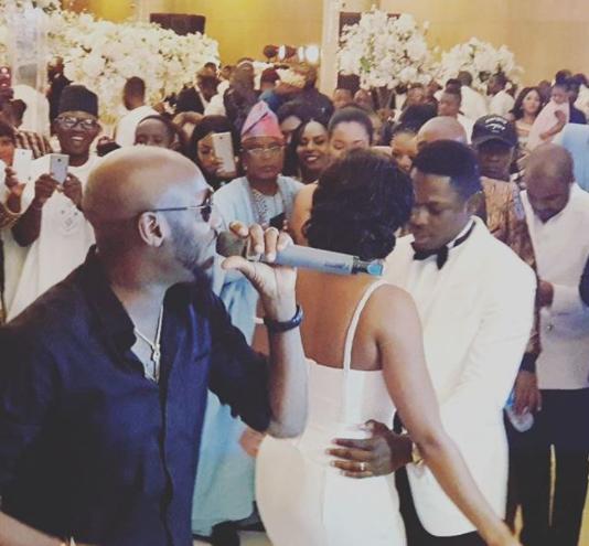 More photos from the wedding of ex-governor, Orji Uzo Kalu