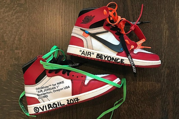 Only Beyonce can do this! Check out the?$4,000 customized Air Jordans?Beyonce she got made (Photos)