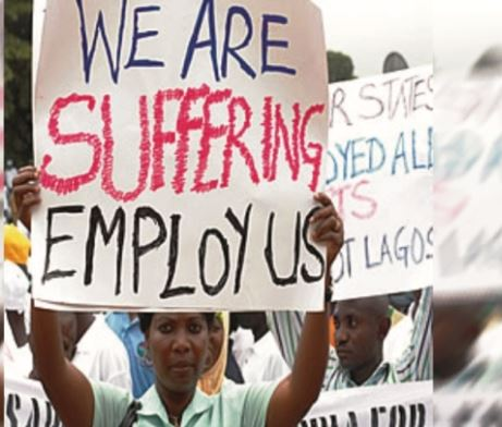 In 21 months, 7.9 million Nigerians became Unemployed?? NBS