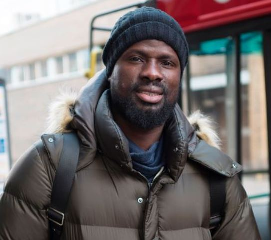 Video: Sad story of? former Arsenal star, Emmanuel Eboue who now hides from bailiffs and sleeps on a friend