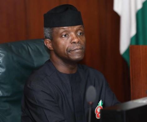Man who robbed the home of Yemi Osinbajo