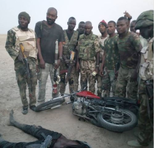 Nigerian Army ambush Boko Haram bomb expert, recovers over 200 cows