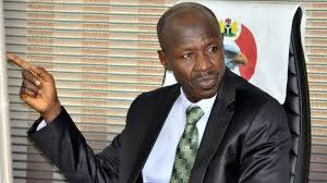 EFCC denies its chairman, Ibrahim Magu, being replaced