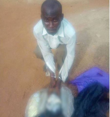 Suspected ritualist arrested with corpse of a baby in Ogun State