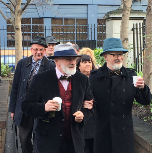 Two heterosexual Irish men marry to avoid inheritance tax on property (photos/video)