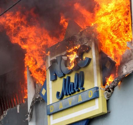 37 call center employees die in Philippines mall fire