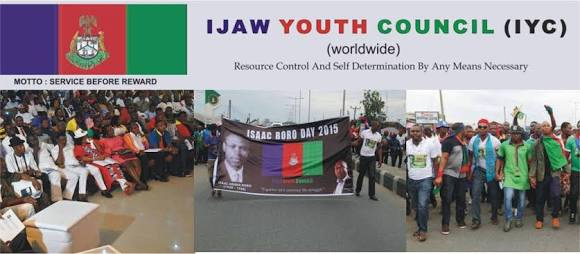 Ijaw Youth Council call for release of 50 N-Delta activists who have been in detention without trial for over a year