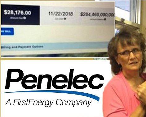 What? Pennsylvania woman gets $284billion Electric Bill