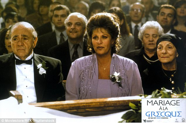?My Big Fat Greek Wedding? actress Lainie Kazan, 77, arrested for shoplifting $80 in groceries on Christmas Eve (Photos)