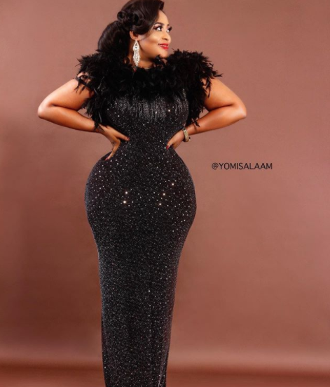 Actress, Biodun Okeowo, puts her killer figure on display as she celebrates her birthday with new photos