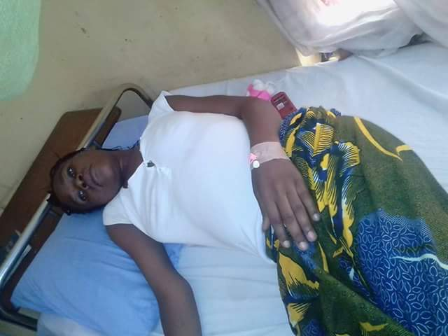 Photo: Domestic violence story of a woman allegedly beaten to death by her police officer husband in Benue State