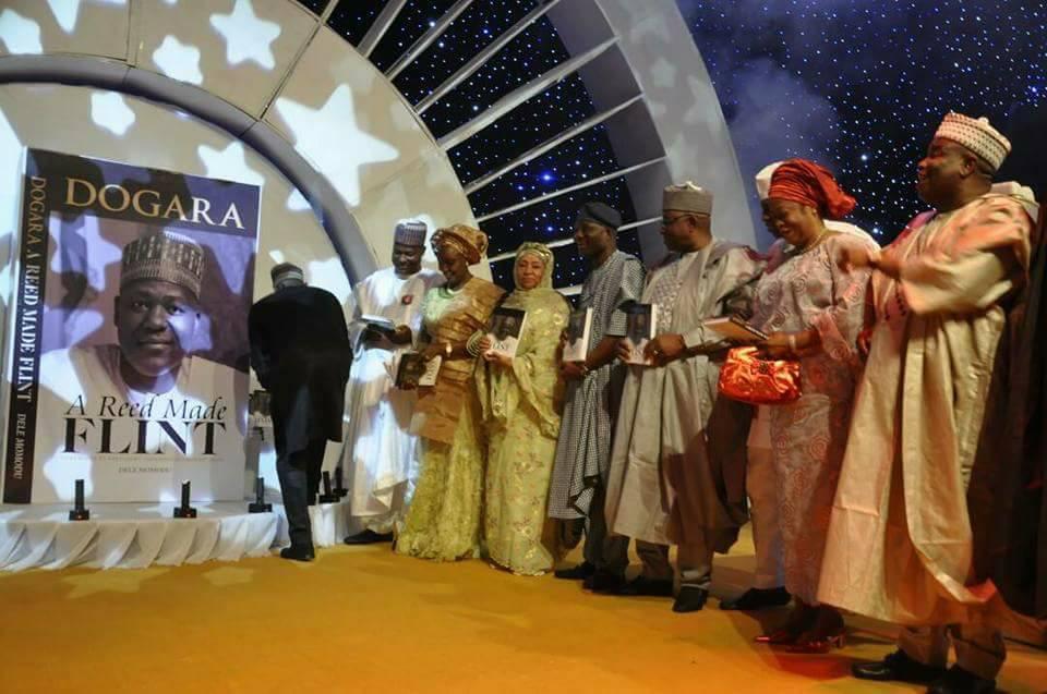 Photos: Maryam Abacha, Saraki, Aminu Tambuwal, Maikanti Baru, Reuben Abati, others at speaker, Yakubu Dogara