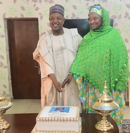 Photos from the birthday celebration of Kebbi state governor, Atiku Bagudu