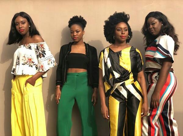Squad goal! Chimamanda Adichie introduces her beautiful nieces