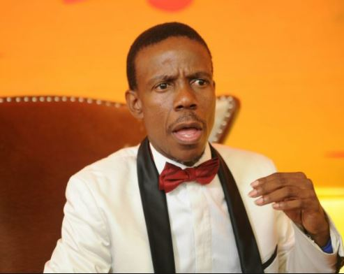 Pastor Mboro blames paramedics after a 3-year old child dies at his church