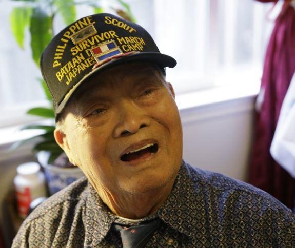 Survivor of World War II dies at 100
