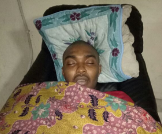 Graphic: Nigerian man running from Indonesian immigration officers, suffers heart attack & dies while hiding in his friend