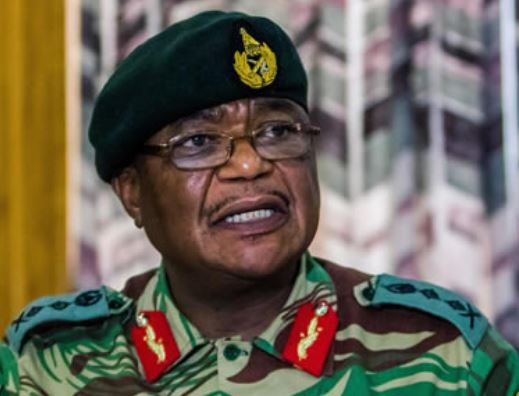 Zimbabwe army chief who helped removed Robert Mugabe has been sworn in as Vice President