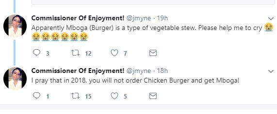 Lol! Nigerian lady?orders