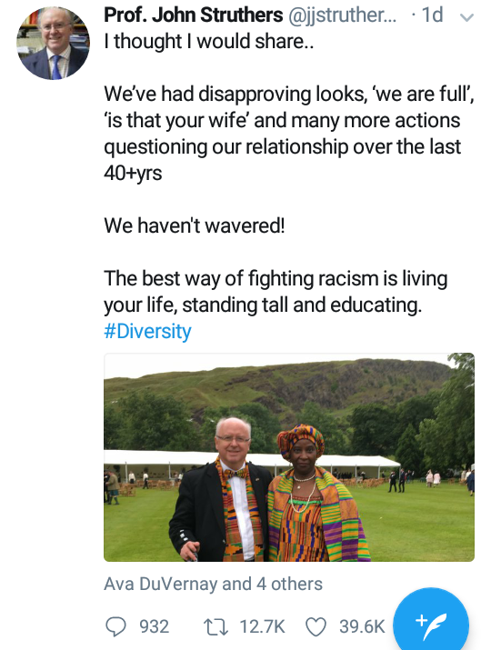 """""""My grandma was disowned for marrying my granddad who came from Nigeria"""": British man reveals"""