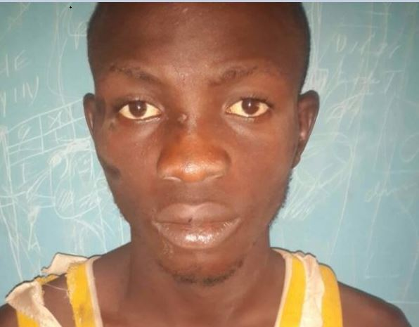 Man stabs friend to death on Christmas day over stolen phone in Ogun (Graphic Photo)