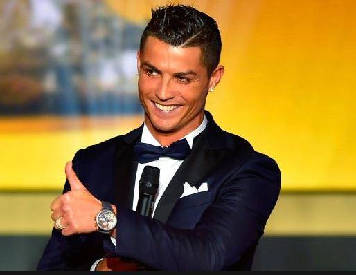 Cristiano Ronaldo crowned Best European Sportsperson of 2017 (See Full List)