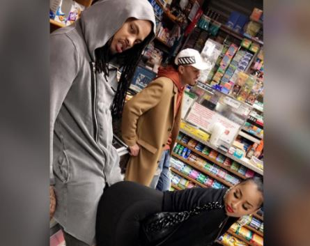 Rapper Waka Flocka shares naked shower photo of his wife Tammy Rivera on Instagram (See Photo)