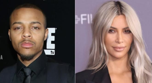 Bow Wow claims he once dated Kim Kardashian but kept it lowkey because of