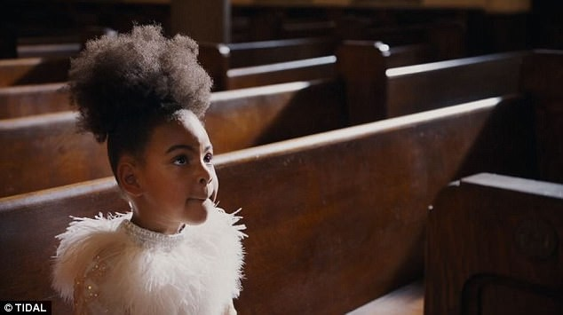 Beautiful photos of Jay Z and his daughter Blue Ivy