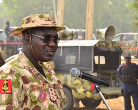 Nigerian?Army redeploys 399 Generals