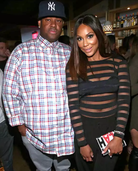 Vincent Herbert arrested on Christmas day after Tamar Braxton reportedly accused him of spousal assault