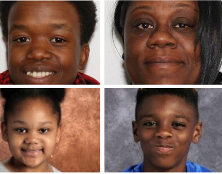 Boy, 15, whose mother, brother, 11, and sister, 5, were found murdered fears he is next