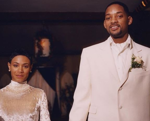 Will Smith?celebrates 20th wedding anniversary with Jada Pinkett