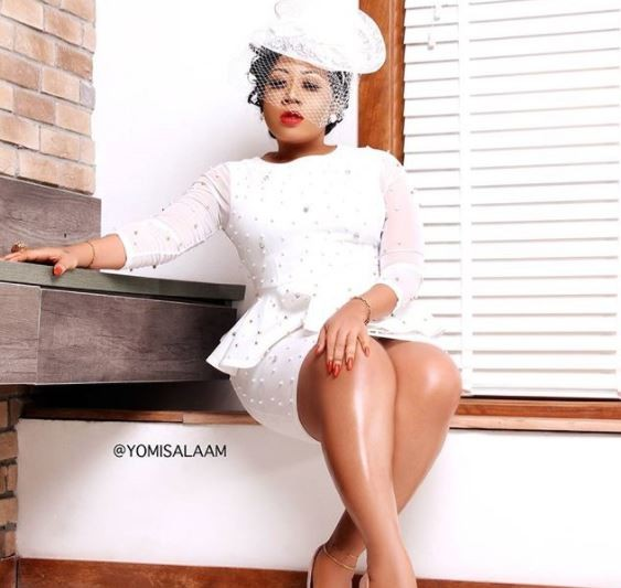 Actress Moyo Lawal shares fierce photos to celebrate her birthday