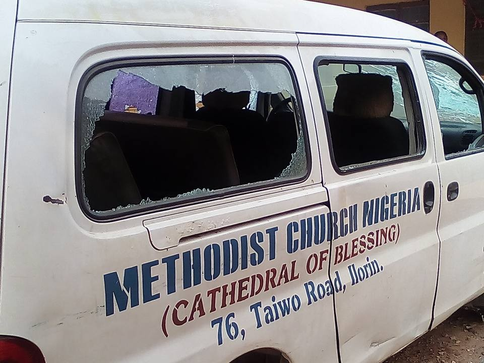 Kwara state police command reacts to alleged attack on some churches by suspected Muslim faithfuls