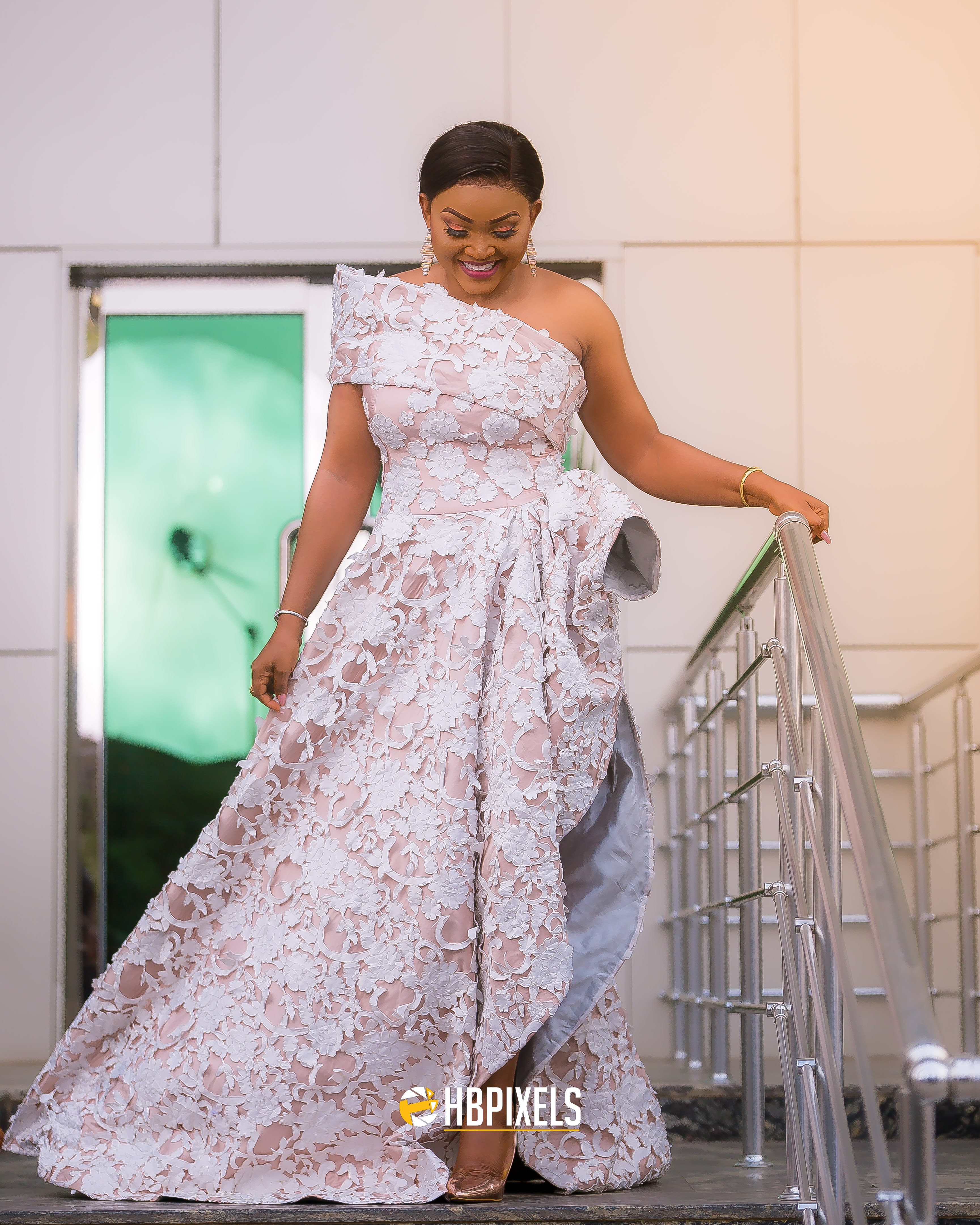 Adorable Photos From Actress, Mercy Aigbe's 40th Birthday.