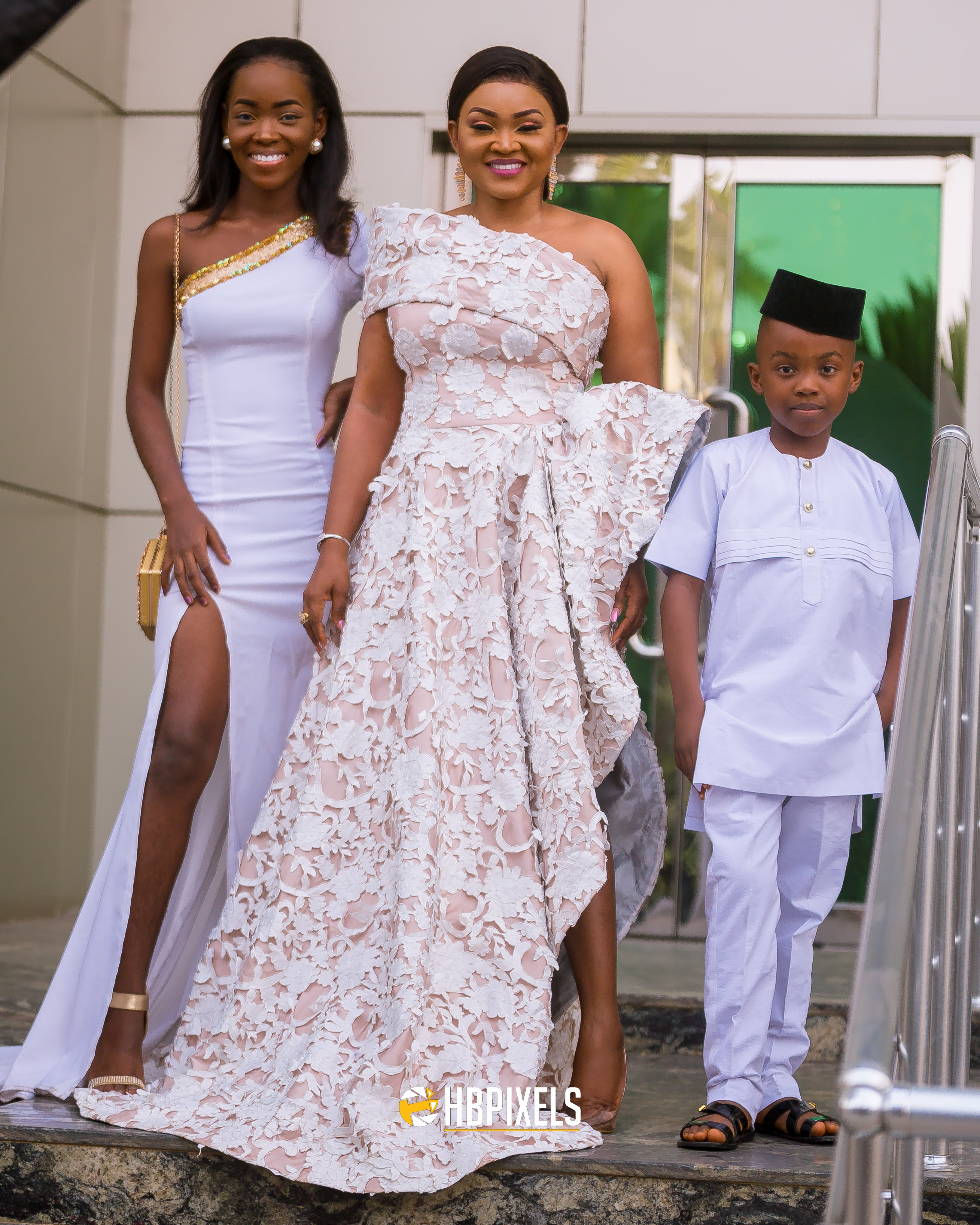 Official photos from Mercy Aigbe