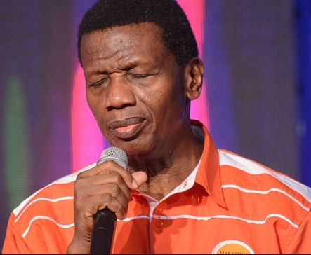 "?Saboteurs Will Be Disgraced and Goliaths Of Nigeria Will Fall"" -?Pastor Adeboye"