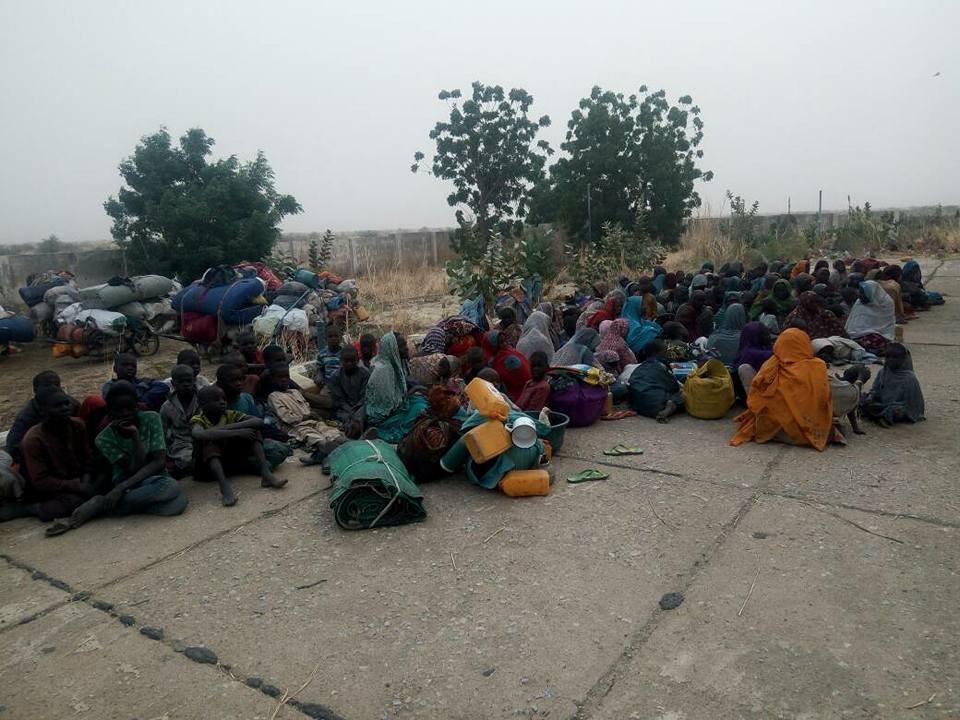 Over 700 farmers, fishermen regain freedom from Boko Haram - Army