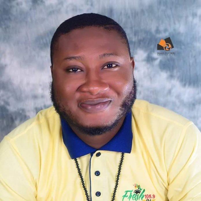 Ibadan radio presenter, Oluwafemi Oluwajobi, dies on New Year day