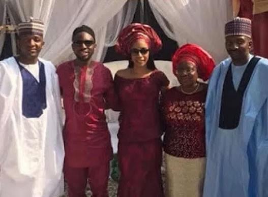 Photos from the wedding of Ex-finance minister,  Ngozi Okonjo-Iweala
