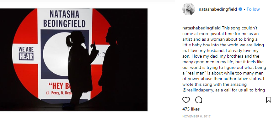 Natasha Bedingfield gives birth to her first child