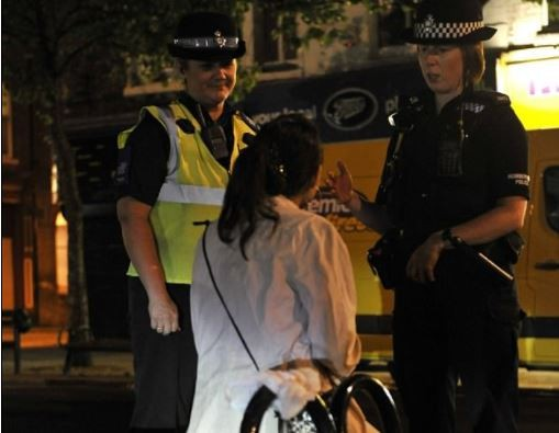 Prostitute returns to work, 30 minutes after giving birth at a UK hospital?